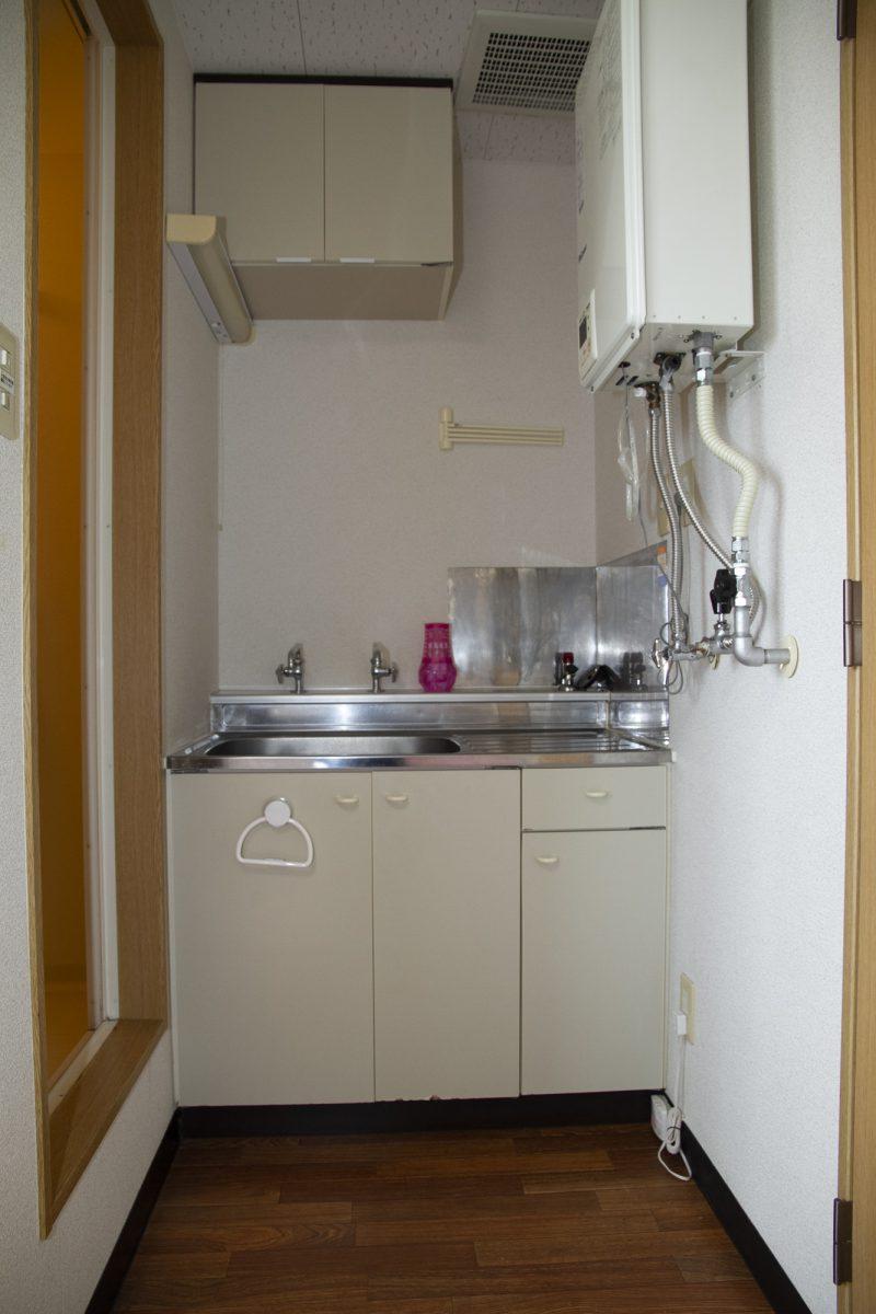 ウェルドーミ恵庭キッチンイメージ