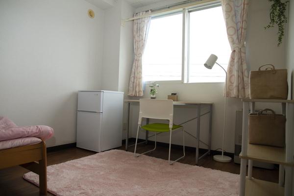ウェルドーミ恵庭居室イメージ