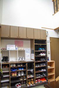 第2ウェルドーミ靴箱
