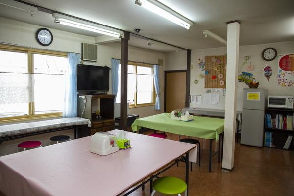 ウェルドーミ恵庭食堂イメージ