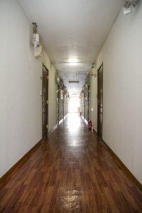 ウェルドーミ末広廊下