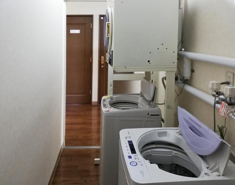 第3ウェルドーミ(洗濯機コーナー)