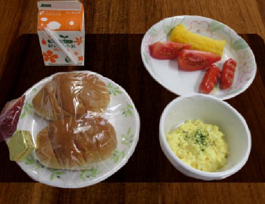 ウェルドーミ恵庭食事例